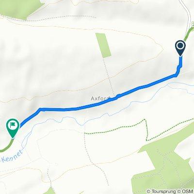 Itinéraire vers Thicketts Road, Marlborough