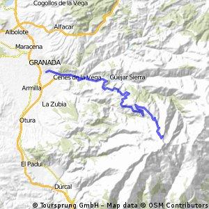 Granada - Pico de Veleta