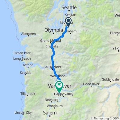 Seattle - Portland