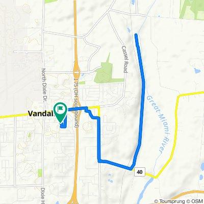 10 Mile Bike Path Trial