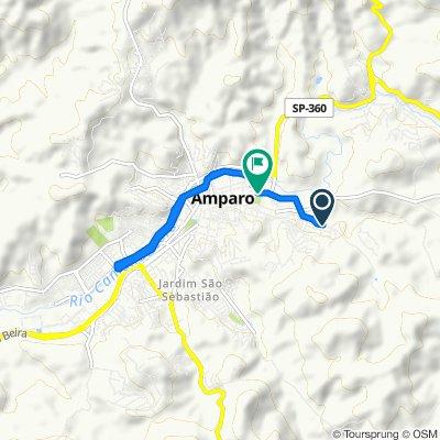 Easy ride in Amparo