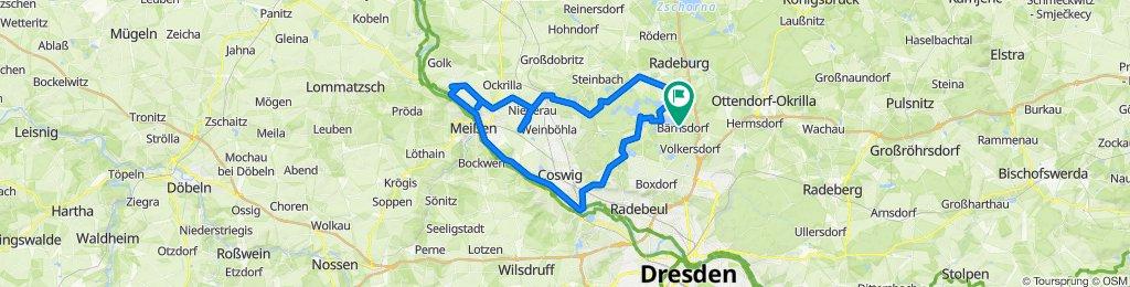 Moritzburg-Meißen-Runde