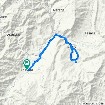 De Carrera 5 4-46, La Plata a Carrera 5 454, La Plata