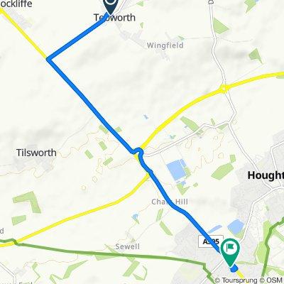 1 Toddington Road, Leighton Buzzard to North Station Way, Dunstable