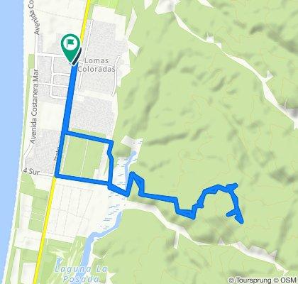 De Avenida Portal de San Pedro 3750, San Pedro de la Paz a Villarrica 6900, San Pedro de la Paz