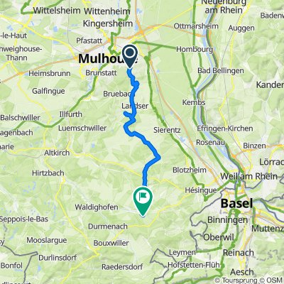 20200719 Day 3b - Rixheim à Muespach-le-Haut