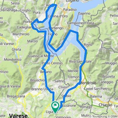 Lago di Lugano (sud)