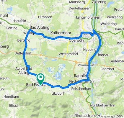 2020-07-13: Bad Feilnbach - N-Runde