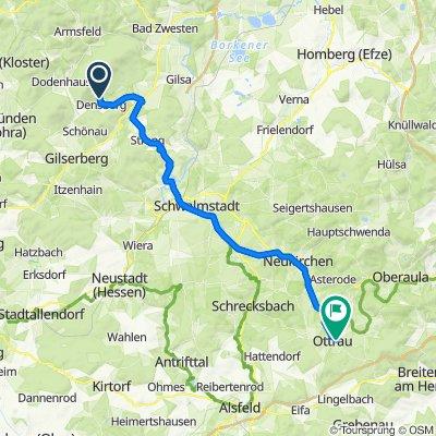 Densberg-Ottrau 40km