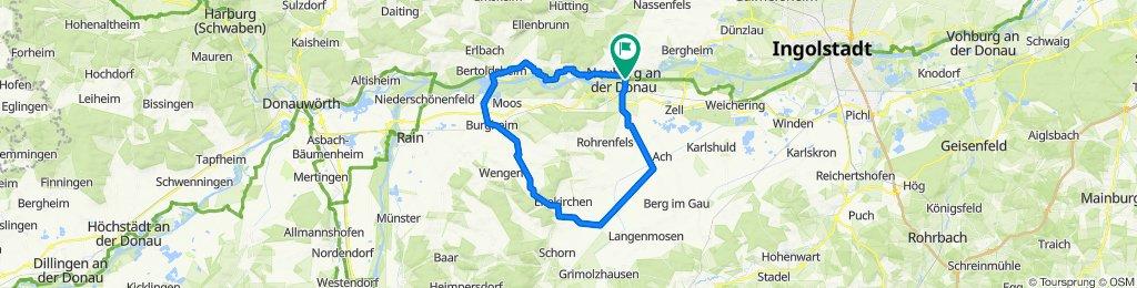 RadTour 4: Donautour