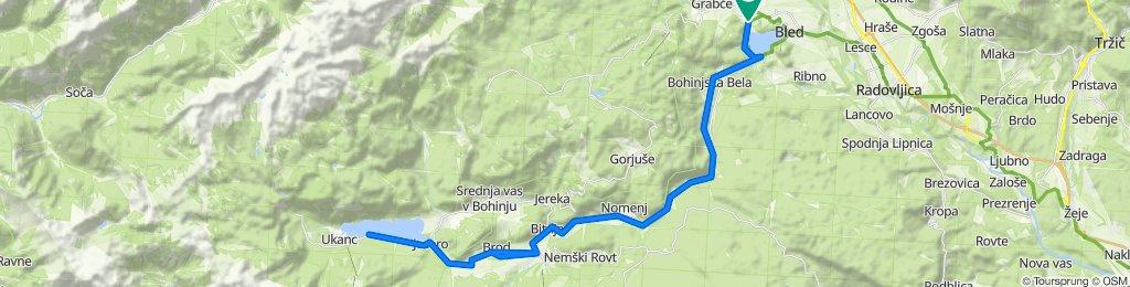Bled-Bohinj-Bled