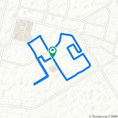 Restful route in Ras Al Khaimah