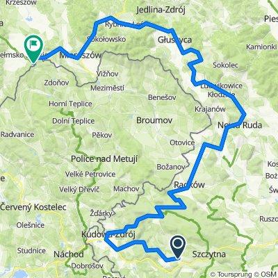 Tour de Korona Polski 2020 dzień 12