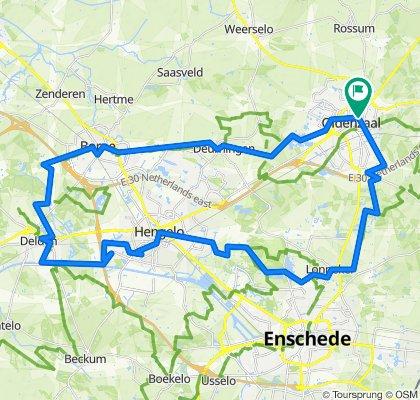 Oldenzaal-Boerne-Enschede