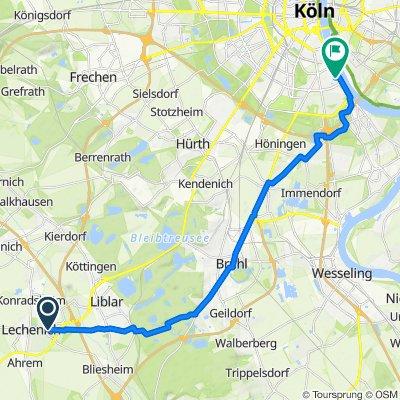 Commute - Ride2Work-Turnschuhpendelei 17.07.2020