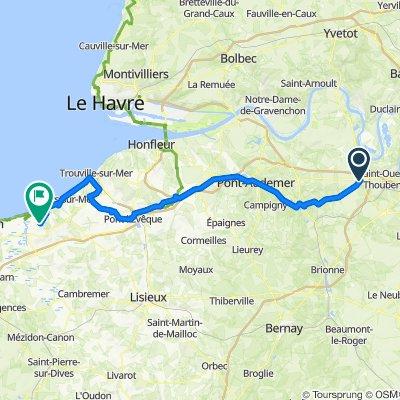 1 - Rouen - Deauville