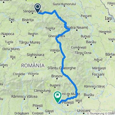DJ172D 377, Ilva Mare to Strada 1Mai 9, Moreni