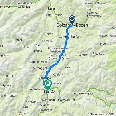 8 Bolzano Trento