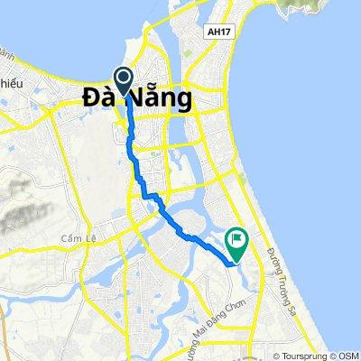 Danang to Marble Mountain