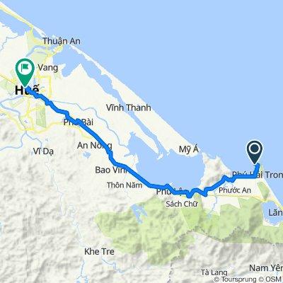 Chan May Port to Hue