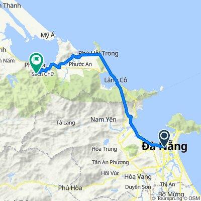 Danang to Bach Ma National Park