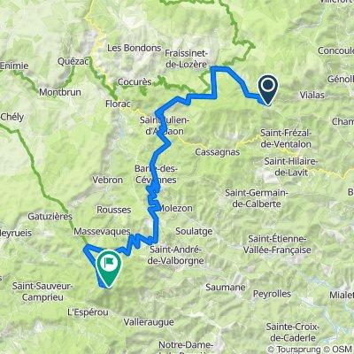 003 St-Maurice-de-Ventalon - Mont Aigoual