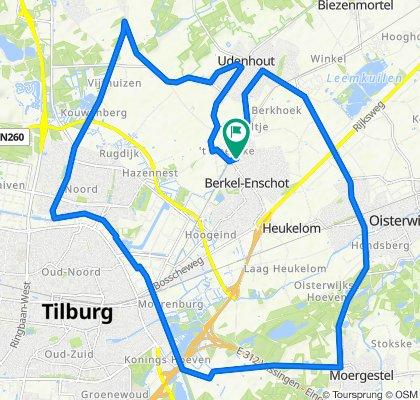 First ride Berkel-Enschot