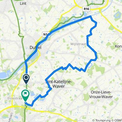 24km test