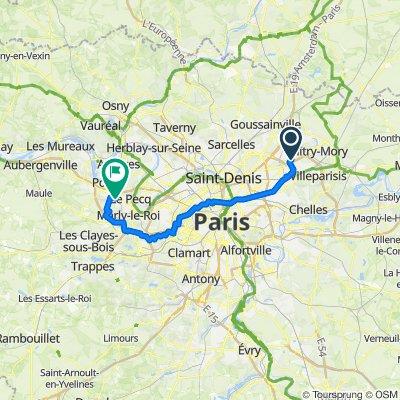 Saint-Germain - Villepinte par Boulogne