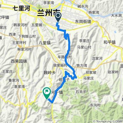 Day 1 to Sunjiagou