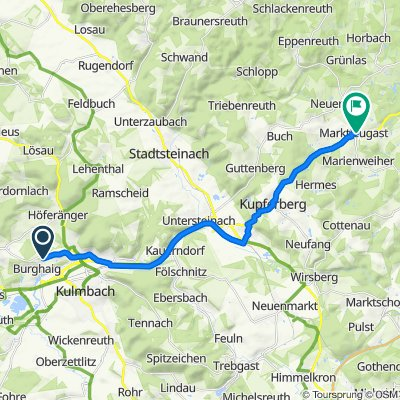 Kulmbach - Marktleugast 2
