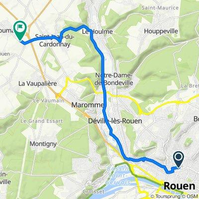 1b - Rouen Roumare