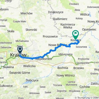 Kraków - Koszyce