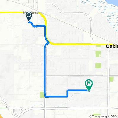 De Carol Lane 65, Oakley a Chianti Way 909, Oakley