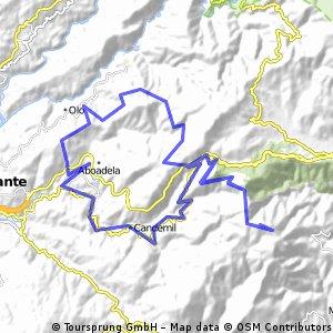 Picoto, Caminho do Sempre Verde, Covelo, Lameira, Alto do Marão - Sra. da Serra