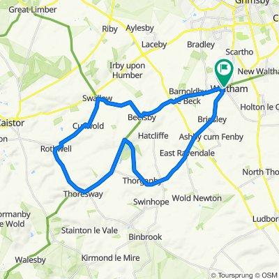 Waltham Cycling