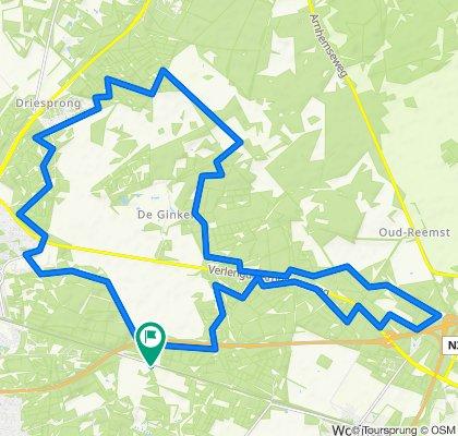 MTBroute-Ede 511 (c) MTBroutes.nl
