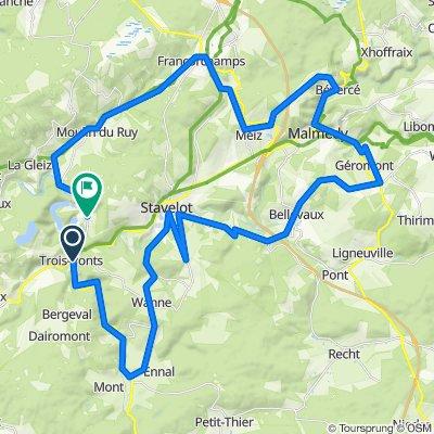 Tour Des Ardennes Day 1