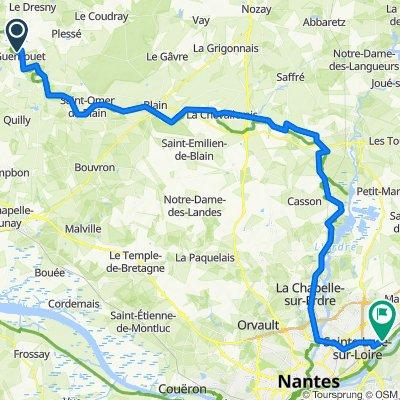 7a - Guenrouet - Sainte Luce sur Loire