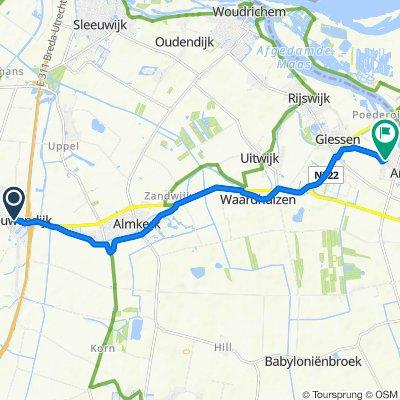 Prinses Irenelaan 4–12, Nieuwendijk naar Romboutstraat 11, Andel