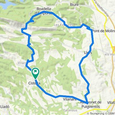 Cistella-Llers-33km
