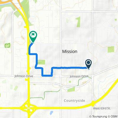 5801–5819 Maple St, Mission to 5413 Foxridge Dr, Mission