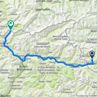 Brenner-Ausservillgraten