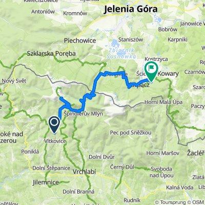 Tour de Korona Polski 2020 dzień 14