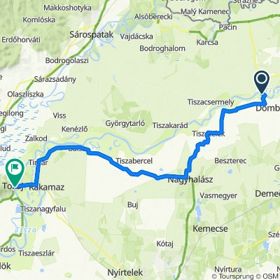 Dombrád-Tokaj