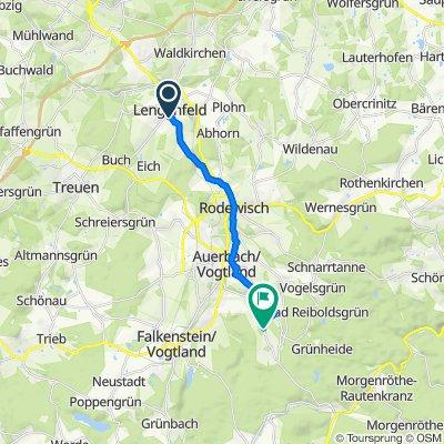 Malzhausgasse 2B, Lengenfeld nach Beerheider Straße, Auerbach/Vogtland