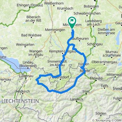 Hochtannberg Riedbergpass