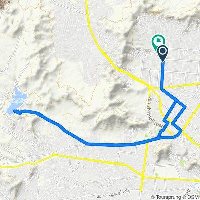 Steady ride in Hazara-I-Baghal