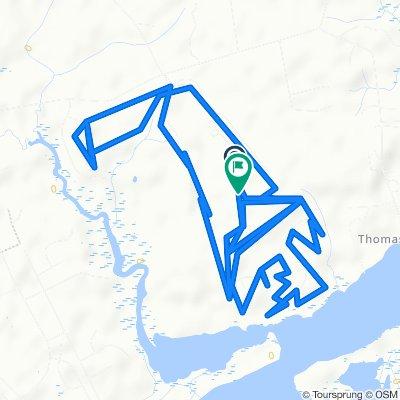 220 Spicer Lake Dr, Holly Ridge to 220 Spicer Lake Dr, Holly Ridge