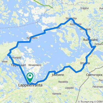 Saimaa Archipelago Route